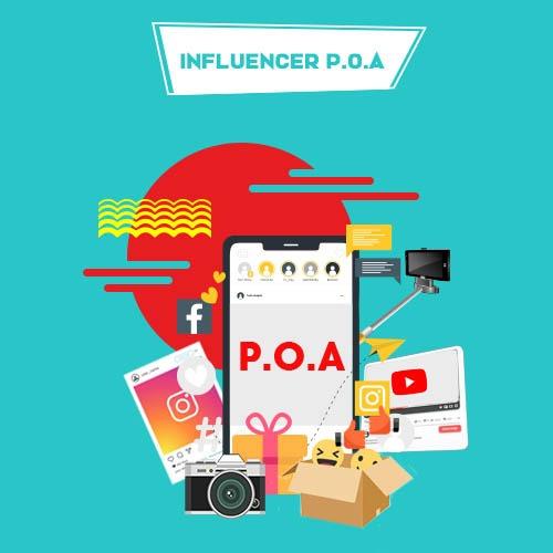Influencer POA